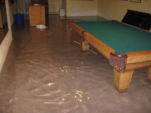 How To Dry A Flooded Basement, Best Way To Dry Flooded Basement